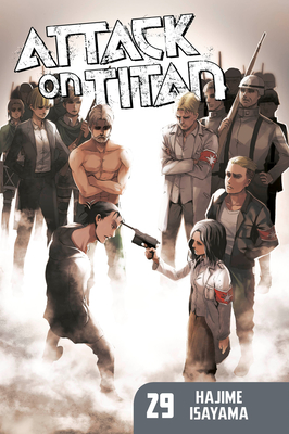 Attack on Titan 29 Cover Image