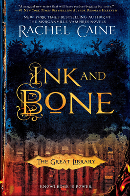 Ink and Bone (Great Library #1) Cover Image