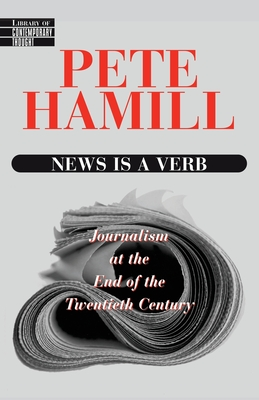 News is a Verb Cover