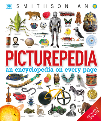 Picturepedia, Second Edition: An Encyclopedia on Every Page Cover Image