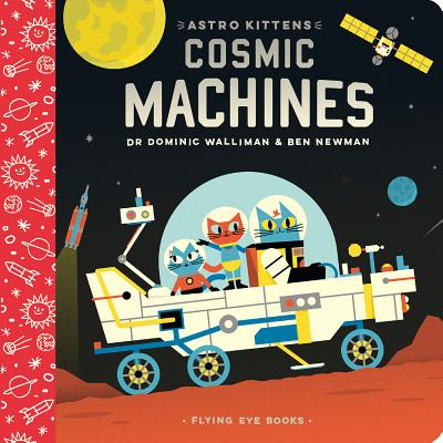 Astro Kittens: Cosmic Machines Cover Image