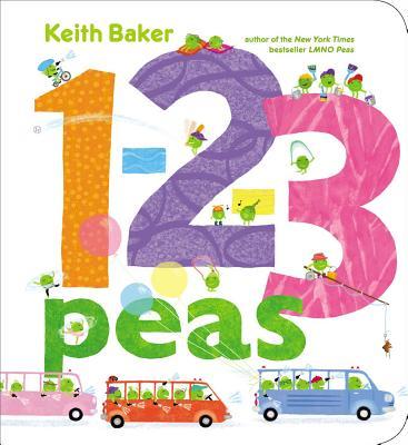 1-2-3 Peas Cover
