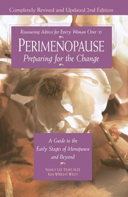 Perimenopause - Preparing for the Change, Revised 2nd Edition Cover