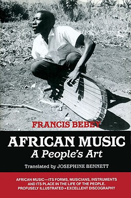 African Music: A People's Art Cover Image