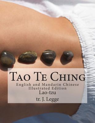 Tao Te Ching: English and Mandarin Chinese Illustrated Edition Cover Image