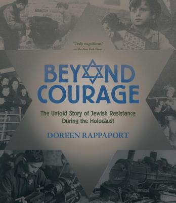 Beyond Courage Cover