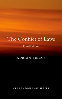 The Conflict of Laws Cover Image