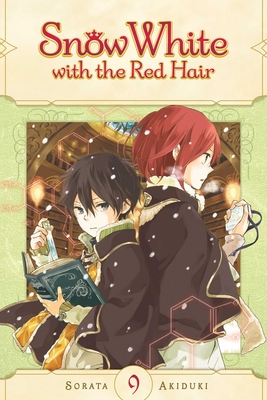 Snow White with the Red Hair, Vol. 9 Cover Image