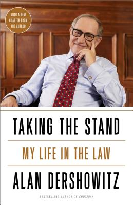 Taking the Stand: My Life in the Law Cover Image