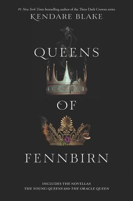 Queens of Fennbirn Cover Image