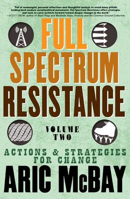 Cover for Full Spectrum Resistance, Volume Two