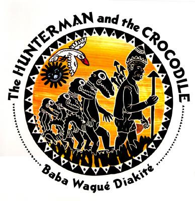 The Hunterman and the Crocodile Cover