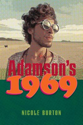 Cover for Adamson's 1969