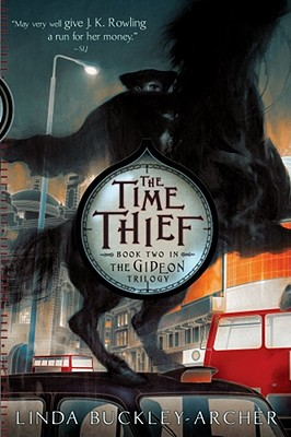 The Time Thief, 2 (Gideon Trilogy #2) Cover Image