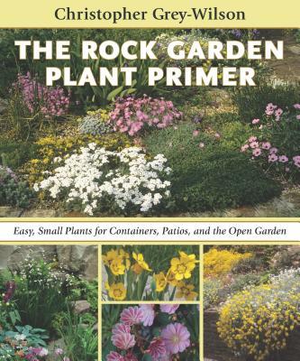The Rock Garden Plant Primer Cover