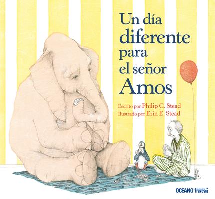 Un Dia Diferente Para El Senor Amos McGee Cover Image
