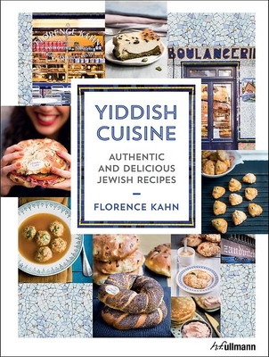 Cover for Yiddish Cuisine
