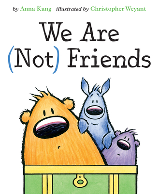 We Are Not Friends Cover Image