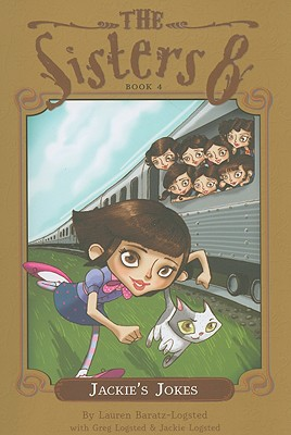 Jackie's Jokes (The Sisters Eight #4) Cover Image