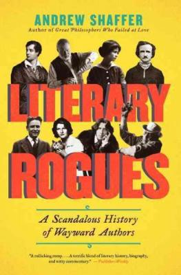 Literary Rogues Cover