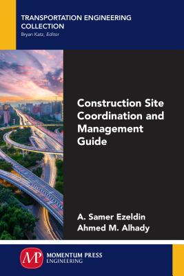 Construction Site Coordination and Management Guide Cover Image