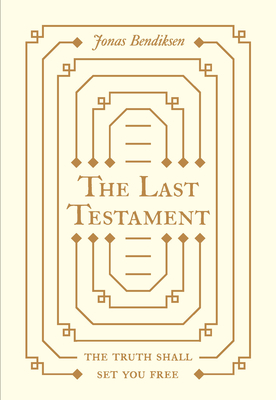 The Last Testament Cover Image