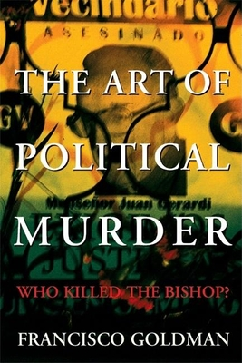 The Art of Political Murder Cover