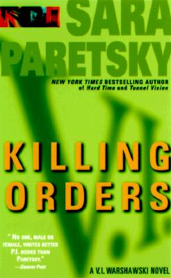 Killing Orders Cover Image