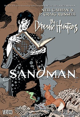 The Sandman: Dream Hunters Cover Image