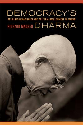 Cover for Democracy's Dharma