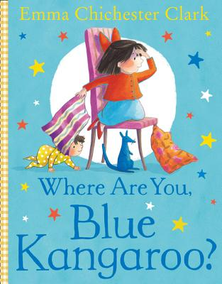 Where Are You, Blue Kangaroo? Cover Image