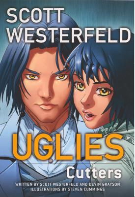 Cutters (Uglies Graphic Novels) Cover Image