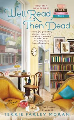 Well Read, Then Dead Cover Image