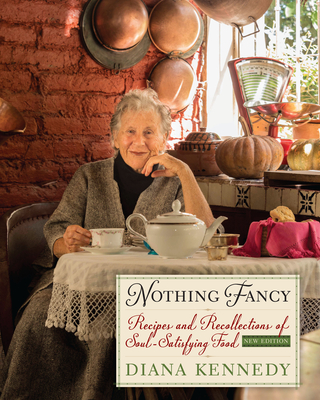 Nothing Fancy: Recipes and Recollections of Soul-Satisfying Food cover