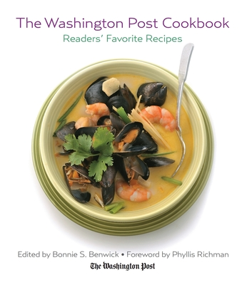 Washington Post Cookbook Cover Image