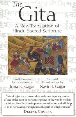 The Gita: A New Translation of Hindu Sacred Scripture Cover Image