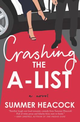 Cover for Crashing the A-List