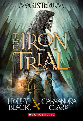 The Iron Trial Cover Image