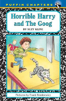 Horrible Harry and the Goog Cover Image