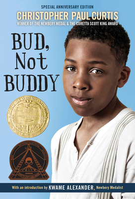 Bud, Not Buddy: (Newbery Medal Winner) Cover Image