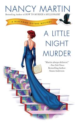 A Little Night Murder (Blackbird Sisters Mystery #10) Cover Image