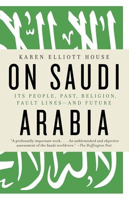 On Saudi Arabia Cover
