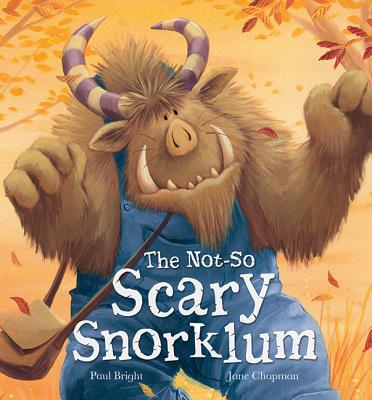 Not So Scary Snorklum Cover