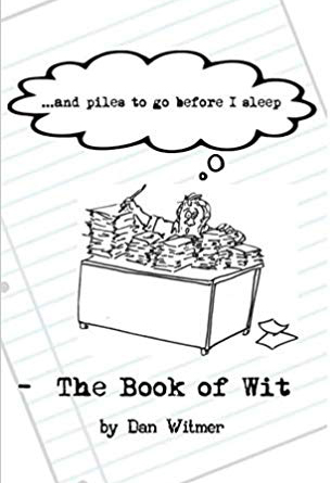 and piles to go before I sleep - The Book of Wit Cover Image