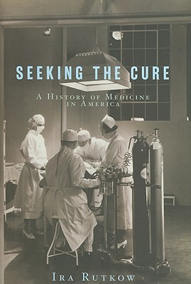 Seeking the Cure Cover