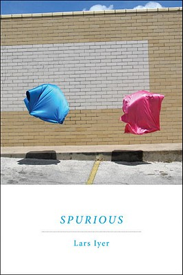 Spurious: A Novel Cover Image