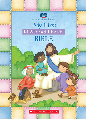 My First Read And Learn Bible Cover Image