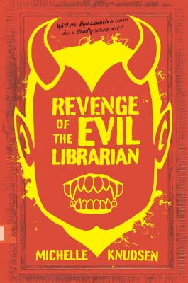 Revenge of the Evil Librarian Cover