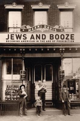 Jews and Booze Cover