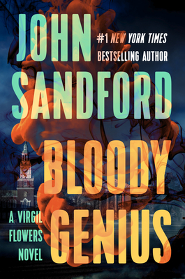 Bloody Genius Cover Image